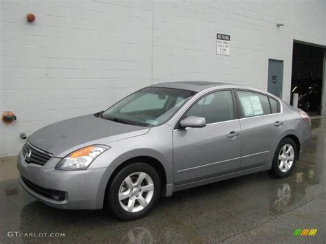 grey nissan altima 2007 2007 precision gray metallic nissan altima 2 5 s 11355642