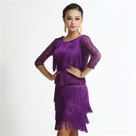 Tassel Blouse Redblack 772885 s violet black tassel sleeves lace dress set top and skirt
