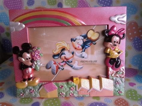 Celengan Mickey Mouse frame mickey mouse 6r pernak pernik lucu