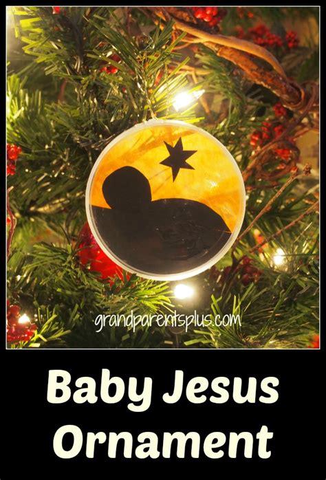 jesus ornaments baby jesus ornament grandparentsplus