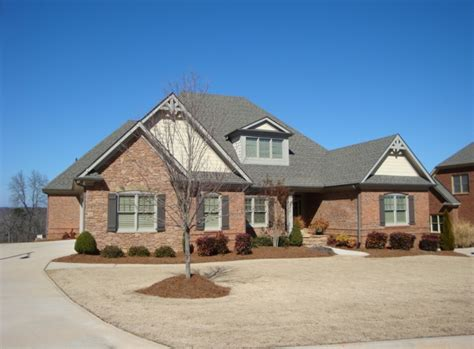 executive style ranch home for sale woodstock ga 30188
