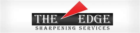 the edge sharpening the edge sharpening svcs logo