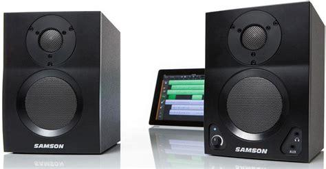 Speaker Bluetooth Bandung jual jual samson mediaone bt3 studio monitors with