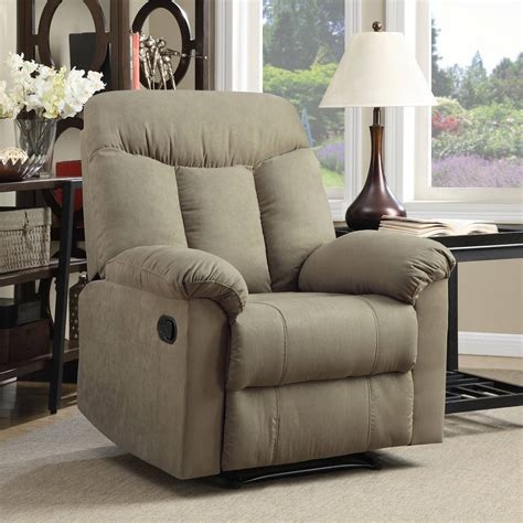Better Homes And Gardens Recliner by Better Homes And Gardens Grayson Wingback Pushback