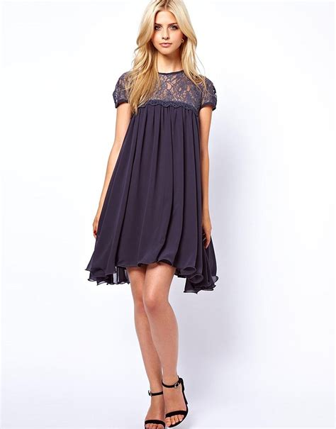 kleider swing swing dress dressed up