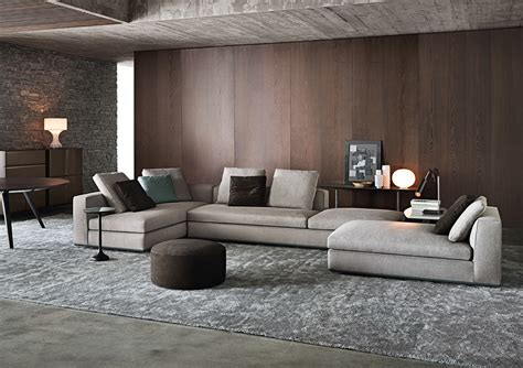 minotti sectional 20 modish minotti sofas and seating systems