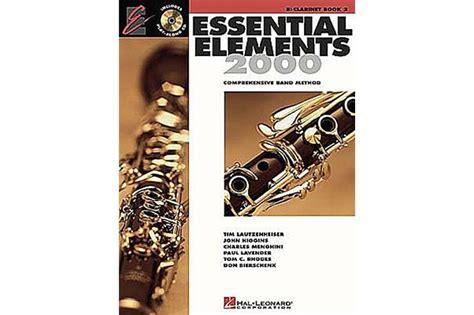 clarinet lessons for beginners books essential elements 2000 clarinet lesson book 2 heid