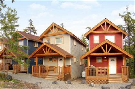 Vancouver Island Cottages by Reef Point Cottages Selling Two Waterfront Vacation Homes