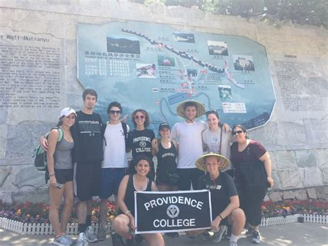 Mba Study Abroad China by Study Abroad Providence College School Of Business