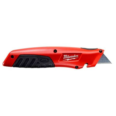 Blinds Sliding Doors Milwaukee Slide Out Utility Knife 48 22 1910 The Home Depot