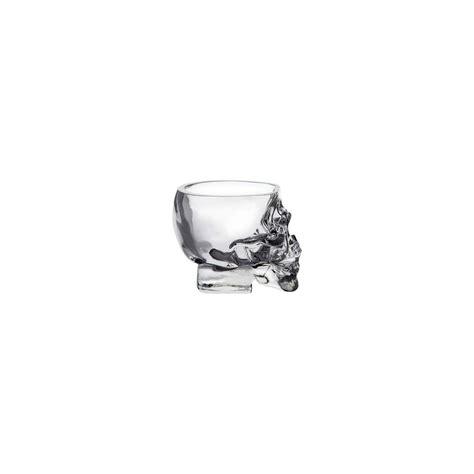 Vendita Bicchieri On Line Vendita Bicchiere A Forma Di Teschio Cristal