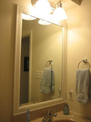mirror trim for bathroom mirrors elizabeth co framing bathroom mirrors