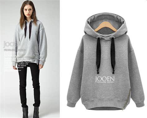Sweater Jumper Hoodie Jaket Vans Terlaris sweater hoodie grey sweater baggy sweaters wheretoget