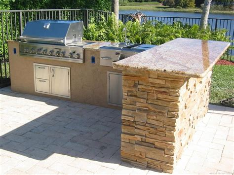 Kitchen Islands Toronto by Golden Persa Granite Exterior Rustic With Grill