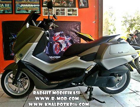 Sandaran Jok Motor Yamaha N Max n max 187 187 radhit modifikasi