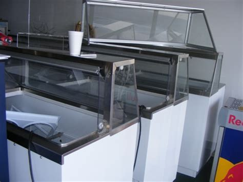 used dipping cabinet dipping freezervused