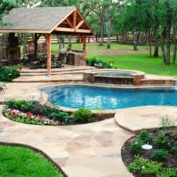 poolside landscaping gohlke pools