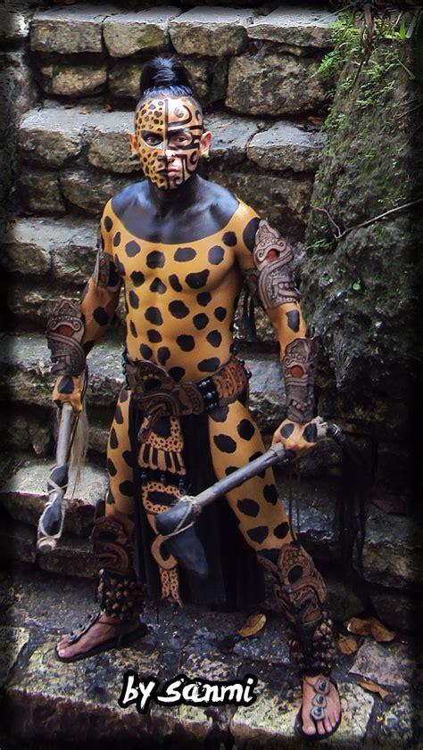 imagenes caballero jaguar guerreros de la historia
