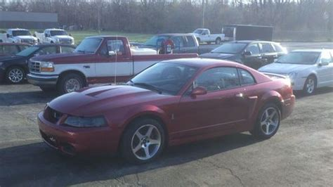 Mustang Auto Repair Cicero by Purchase Used 2005 Ford Mustang Base Coupe 2 Door 4 0l In