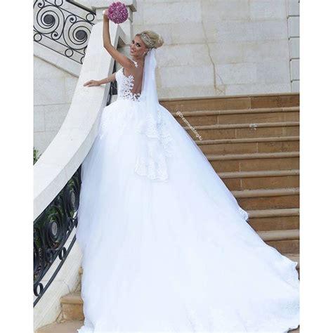 Patchwork Wedding Dress - new lace chiffon patchwork sleeveless back vintage mermaid