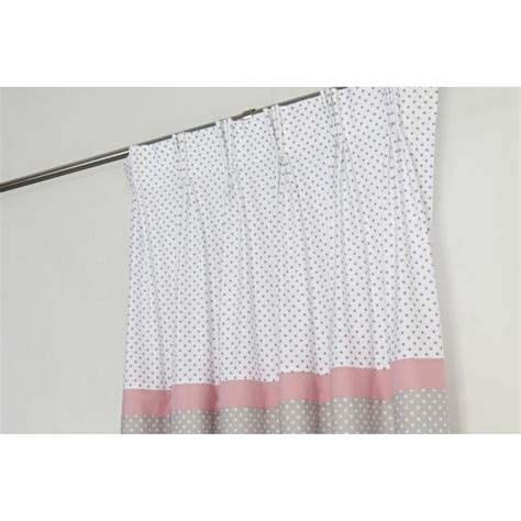 Pink And Gray Curtains Pink And Gray Nursery Curtains