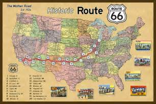 route 66 map california olde america antiques quilt blocks national parks