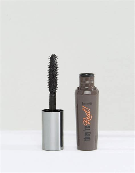 Benefit They Re Real Mascara Mini benefit benefit they re real mascara mini