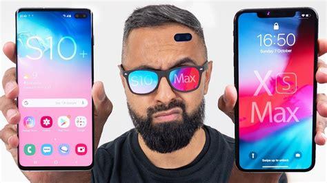 samsung galaxy    iphone xs max youtube