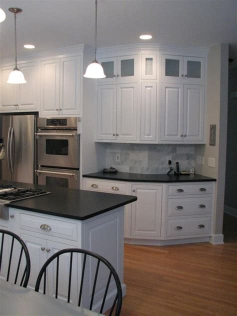 millbrook kitchen cabinets millbrook traditional white kitchen