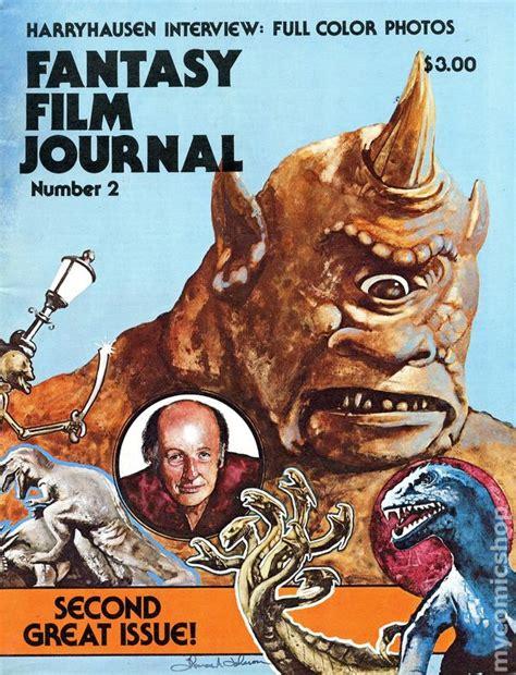 fantasy film journal fantasy film journal 1977 comic books