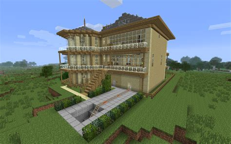 minecraft cool houses minecraft villa minecraft seeds for pc xbox pe ps3 ps4