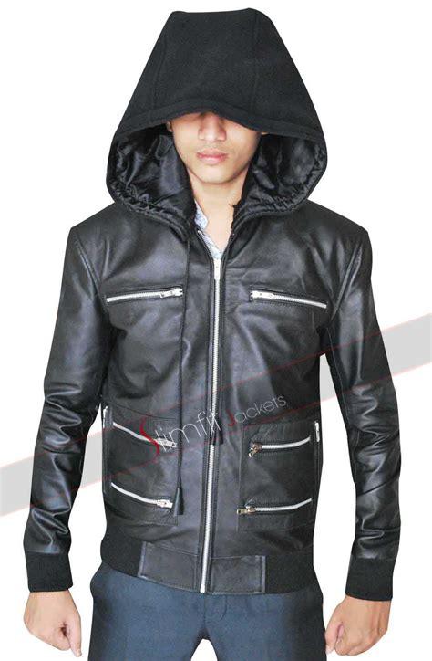 eminem jacket eminem not afraid black bomber leather jacket
