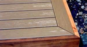 board deck decking perimeter boards diy deck plans