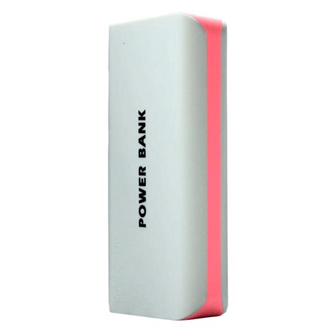 Powerbank Advance 5200mah powerbank advance 5200mah rosa accesorio