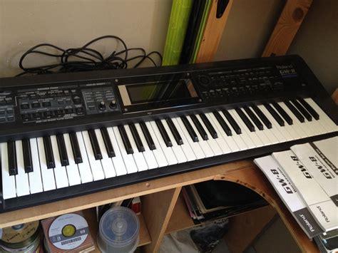 Keyboard Roland Gw 8 roland gw 8 image 881078 audiofanzine