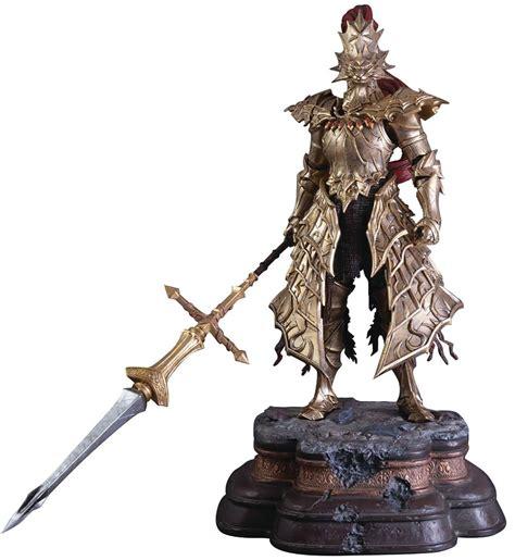 dark souls dragon slayer ornstein statue