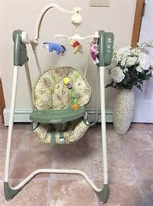 graco winnie the pooh baby swing pooh baby swing for sale classifieds