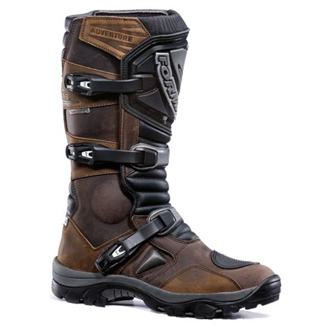 adventure motorcycle boots review of dual sport adventure motorcycle boots