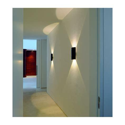lustre couloir applique noir laqu 233 id 233 ale pour un couloir un luminaire