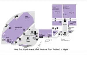 La Convention Center Floor Plan Oakland Marriott City Center Anaheim Convention Center