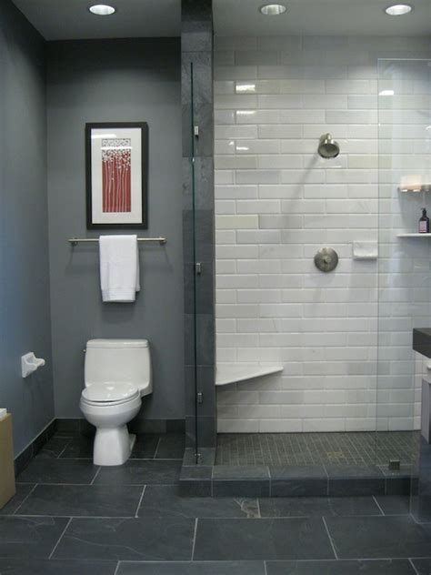 gray bathrooms ideas to da loos grey bathrooms are they a good idea