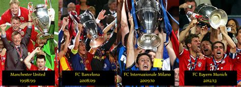 wallpaper barcelona treble winner comparing the treble winning sides from the chions