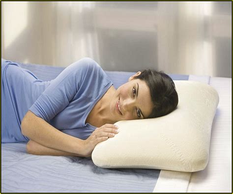 Neck Support Pillows For Side Sleepers by Side Sleeper Pillows Home Design Ideas