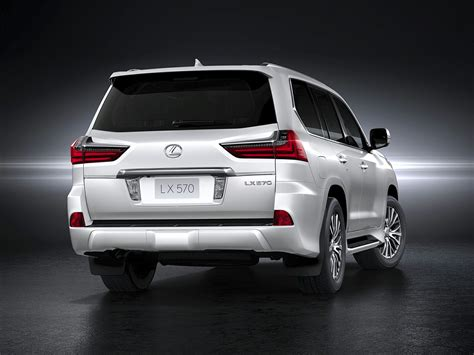 lexus 2017 lx 570 new 2017 lexus lx 570 price photos reviews safety