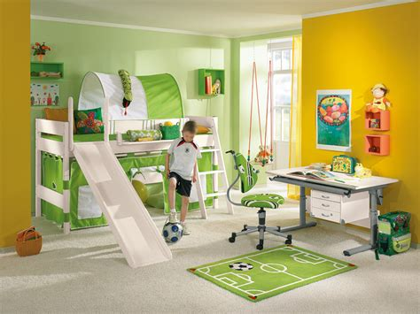 awesome bedrooms for kids funny play beds for cool kids room design by paidi digsdigs