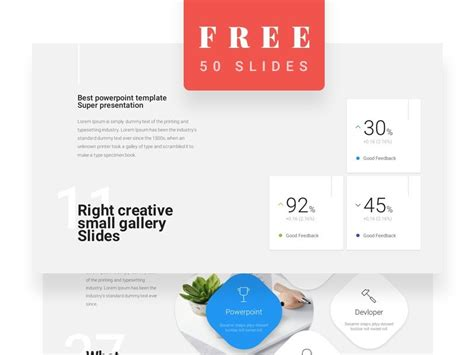 The 86 Best Free Powerpoint Templates Of 2019 Updated Professional Powerpoint Template Free