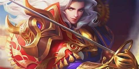 update skin epic lancelot royal matador  mobile legends codashop