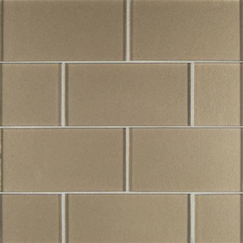 field tile 3 quot x 6 quot glass field tile brown jeffrey court tile