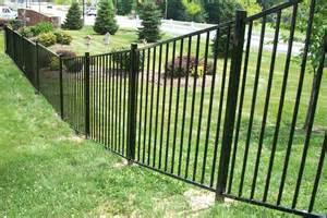 iron fences astro fence