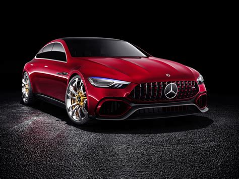 mercedes concept car mercedes amg debuts hybrid sports concept car fortune